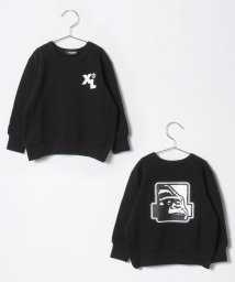 XLARGE KIDS/バックOG裏毛トレーナー/501364809