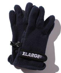 XLARGE KIDS/フリースグローブ/501364815