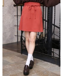 NICE CLAUP OUTLET/【one after another】台形シンプルミニスカート/501365138