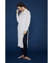 PROPORTION BODY DRESSING/《BLANCHIC》サイドスリットニットワンピース/501370178
