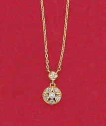 VA VENDOME AOYAMA/【数量限定】K18YG ダイヤモンド  0.040 CT ブリステラネックレス/501374006