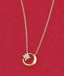 VA VENDOME AOYAMA/【数量限定】K10YG ダイヤモンド 0.020 CT リーデラネックレス/501374007