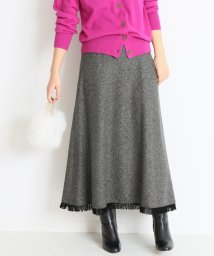Spick & Span/バイヤスフレアースカート◆/501376582
