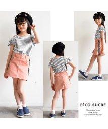 RiCO SUCRE/サイドライン台形スカパン/501376651