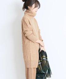 Spick & Span/【TICCA】タートルミニワンピース◆/501377052