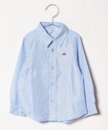 LAGOM/オックス1pt刺繍シャツ/501356467