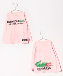 HEAD ROCK/長袖Tシャツ/501361800