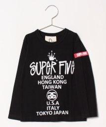 SUPERFIVE/長袖Tシャツ/501361805