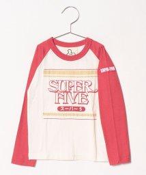 SUPERFIVE/長袖Tシャツ/501361809