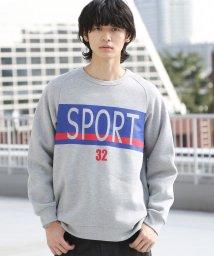 coen/SUNNY SPORTS(サニースポーツ)別注裏毛クルーネックスウェット/501367160