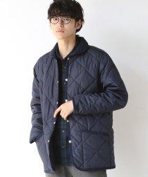 coen/LIMONTA(リモンタ)×KOMATSU(小松精練)キルトショールカラーコート/501372519
