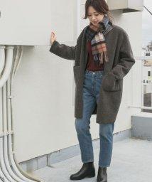 URBAN RESEARCH DOORS/リバーシブルフェイクムートンコート/501378179