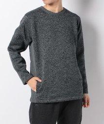 Alpine DESIGN/アルパインデザイン/レディス/ニット風裏起毛シャツ/501379365
