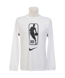 NIKE/ナイキ/メンズ/ナイキ AS NBA LOGO POLY  L/S  Tシャツ/501379378