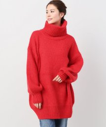 JOINT WORKS/CLANE big turtle mohair knit/501380124