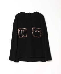 LANVIN COLLECTION/トロンプルイユブラウス/501264419