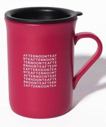 Afternoon Tea LIVING/ロゴ柄蓋付きマグカップ/501349509