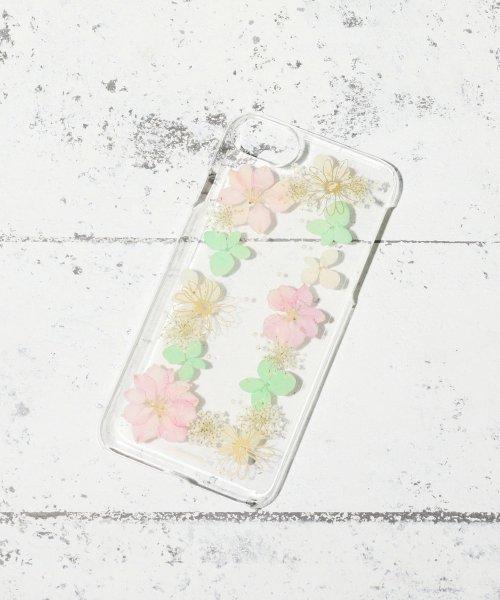 Afternoon Tea LIVING(アフタヌーンティー・リビング)/押し花iPhone8/7/6/6sケース/FT1918109871