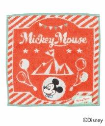 a.v.v/DISNEY(ディズニー)/レトロミッキーマウス/ミニタオル   /501280711