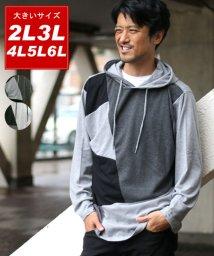 MARUKAWA/Tパーカー クレイジー切替/501368681