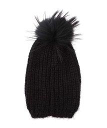 ROSE BUD/ポンポン付ニット帽/501381127