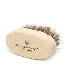 GLENROYAL/グレンロイヤル GLENROYAL メンテナンスブラシ BRUSH S ブラシ 馬毛 お手入れ用ブラシ/501381863