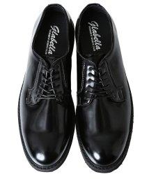 JIGGYS SHOP/ポストマンシューズ / ポストマン 靴 メンズ エナメル スムース オックスフォード シューズ/501382239