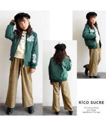 RiCO SUCRE/中綿リバーシブルMA-1/501382686