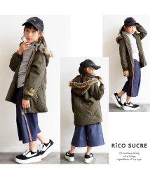 RiCO SUCRE/中綿キルトロングジャケット/501382687