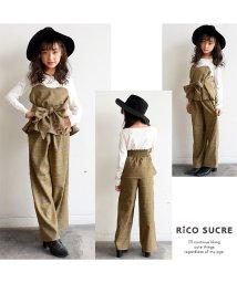 RiCO SUCRE/ビスチェ付ドッキングTシャツ/501382690