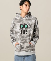 JOINT WORKS/6397 DO IT CAMO HOODIE/501383039