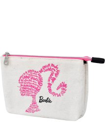 RUNNER/Barbie(バービー) 2ルーム キャンバスポーチ/501315474
