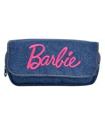 RUNNER/Barbie バービー デニム 刺繍 ロゴ フラップポーチ/501315478
