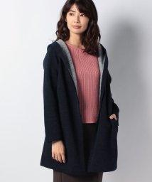 INGNI/起毛フードコーディガン/501361817