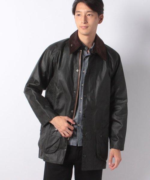 Barbour(バブアー)/Barbour バブアー Beaufort Jacket ビューフォートジャケット Sage セージ/MWX0017SG91