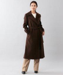 SANYO COAT/<Rain Wool>ウールカシミヤタイロッケンコート/501383349