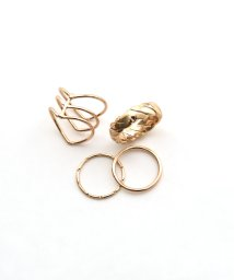 marjour/WIDE ROPE SET RING/501383976