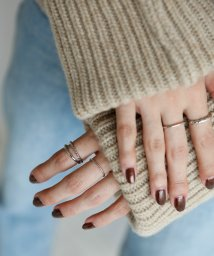 marjour/ROPE SET RING/501383977