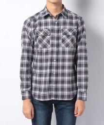 Alpine DESIGN/アルパインデザイン/メンズ/サーモライト長袖チェックシャツ/501384717