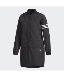 adidas/アディダス/レディス/W SPORT ID ウール調キルトコート/501384784