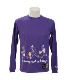 SPALDING/スポルディング/L/S Tシャツ STORY DRIBBLE/501385357