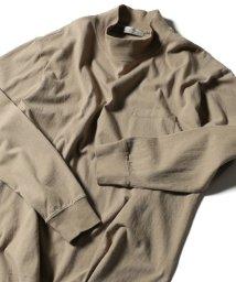 JOURNAL STANDARD relume Men's/モックネック ロングTシャツ/501385921