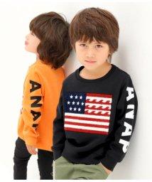ANAP KIDS/国旗サガラトレーナー/501360688