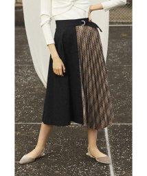 PROPORTION BODY DRESSING/《BLANCHIC》ランダムプリーツスカート/501386879
