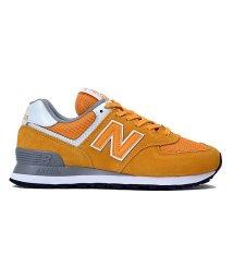 New Balance/ニューバランス/レディス/18HO WL574UNB B/501387684