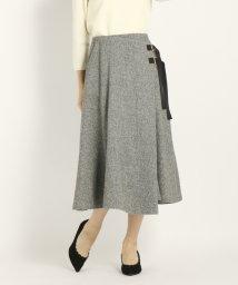 UNIVERVAL MUSE/エマツイード スカート/501299070