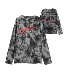 MAC HOUSE(kid's)/Devilcats MOTORCYCLE ボーイズ タイダイロングTシャツ 362579082/501390965
