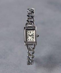 UNITED ARROWS/UBCB スクエア メタル チェーン 腕時計†/501391990
