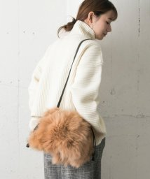 URBAN RESEARCH/SMIR NASLI Gem. FurPurseBag/501393238