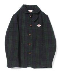 BEAMS MEN/DANTON × BEAMS / 別注 ウールモッサ シングルジャケット/501271284